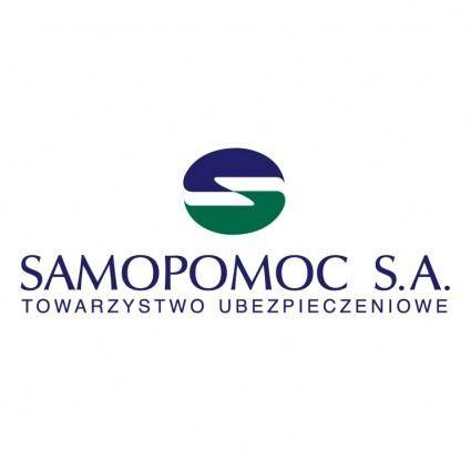 free vector Samopomoc sa