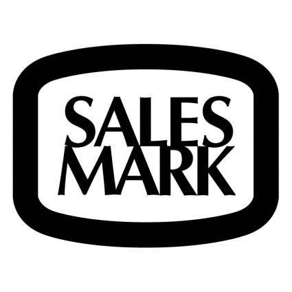 free vector Sales mark