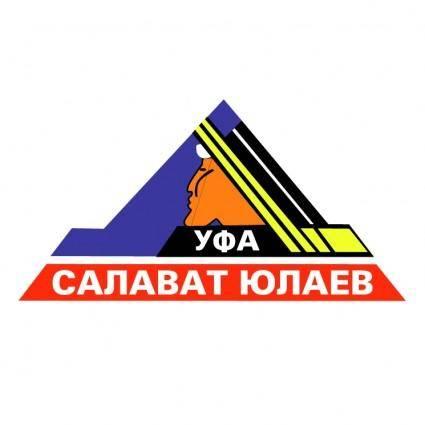 free vector Salavat ulaev ufa