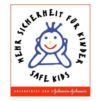 free vector Safe kids