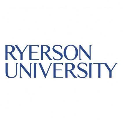 Ryerson university 1