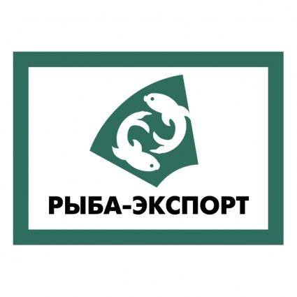Ryba export