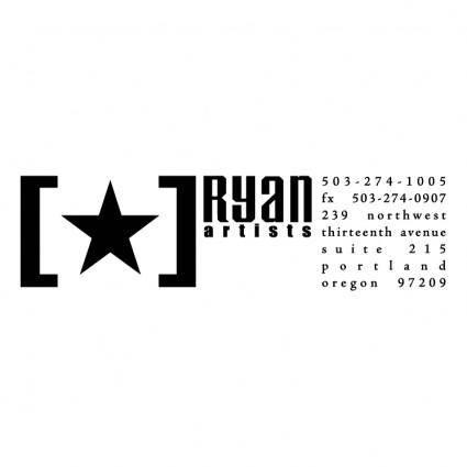Ryan artists