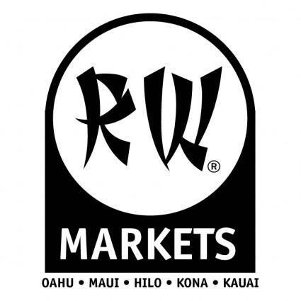 free vector Rw markets 0