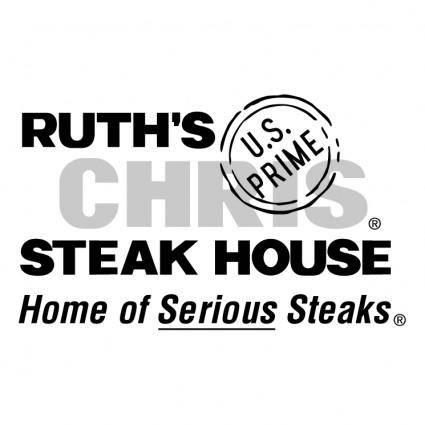 free vector Ruths chris steak house 0