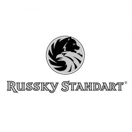 Russky standart vodka 0