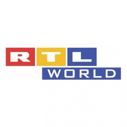 free vector Rtl world