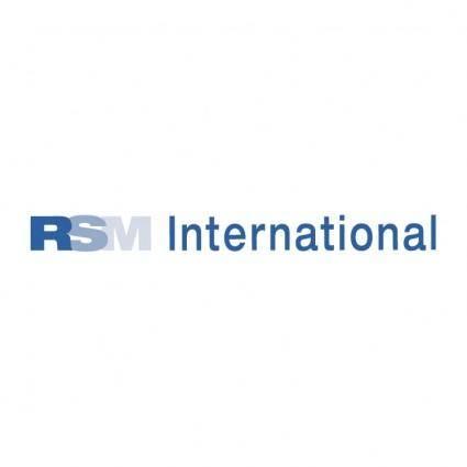 Rsm international 0
