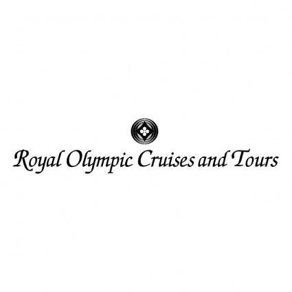 Royal olympic cruises and tours