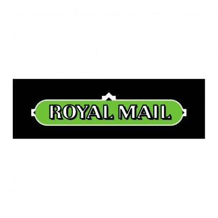 free vector Royal mail 0