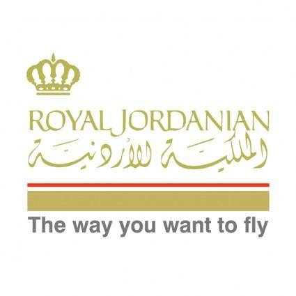 free vector Royal jordanian