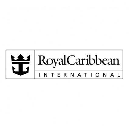 free vector Royal caribbean 2