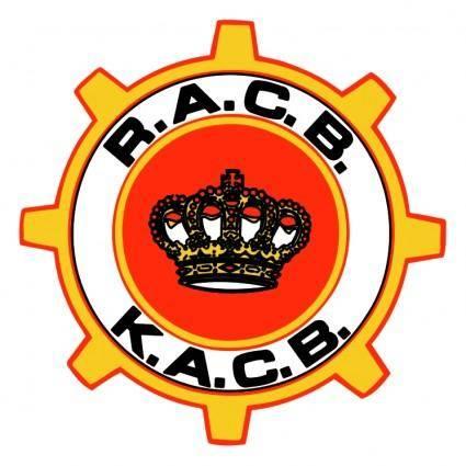 free vector Royal automobile club of belgium