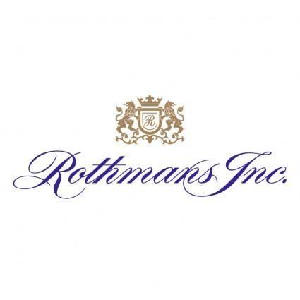 Rothmans inc