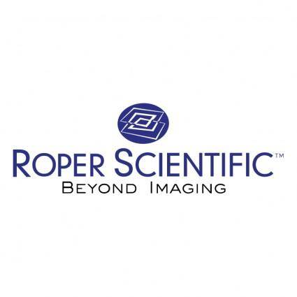 free vector Roper scientific