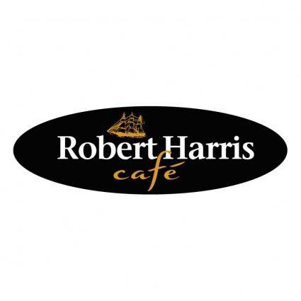 free vector Robert harris cafe