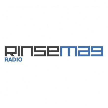 free vector Rinsemag radio