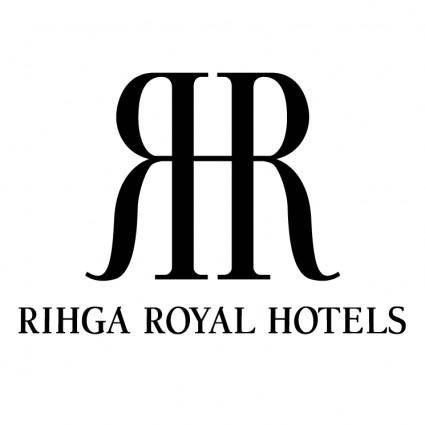 free vector Rihga royal hotels