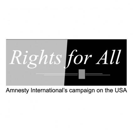 Rights for all