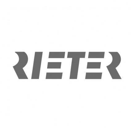 free vector Rieter
