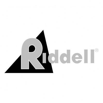free vector Riddell