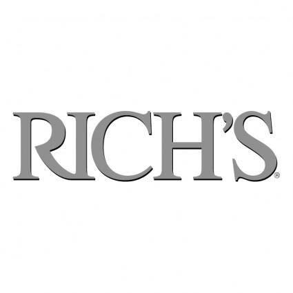free vector Richs