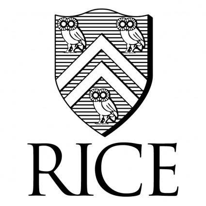 free vector Rice university