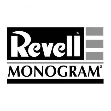 free vector Revell monogram