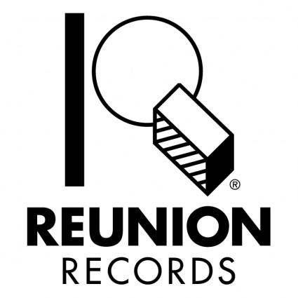 free vector Reunion records
