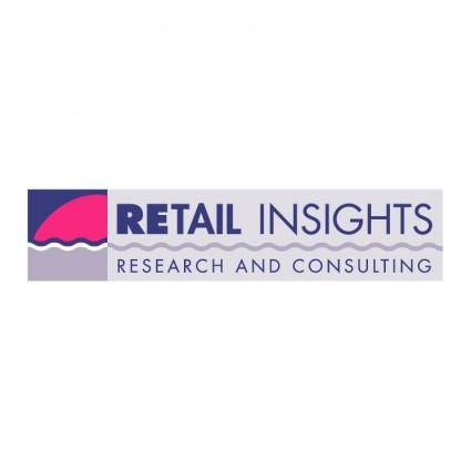 free vector Retail insights