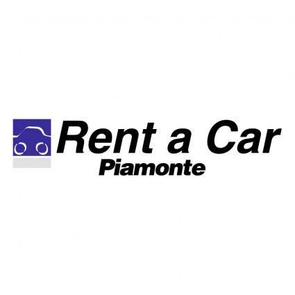 free vector Rent a car piamonte