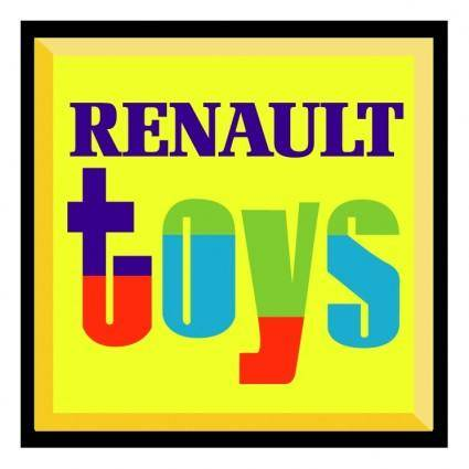 free vector Renault toys