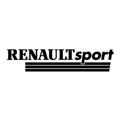Renault sport 0