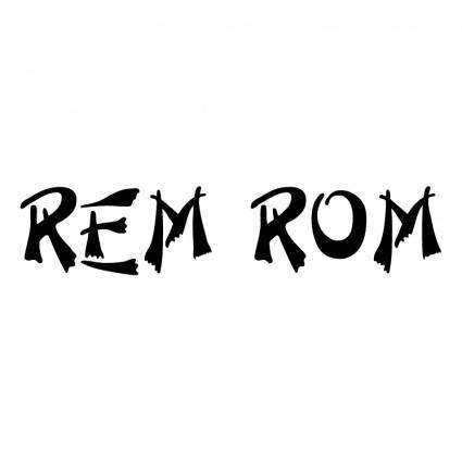Rem rom