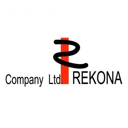 free vector Rekona