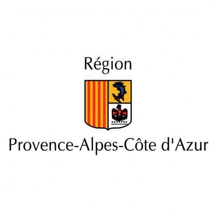 free vector Region paca 0