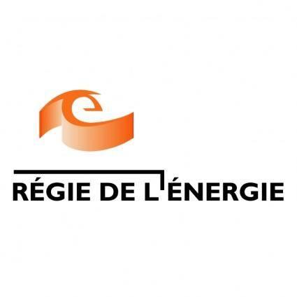 free vector Regie de lenergie