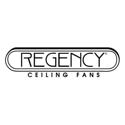Regency ceiling fans