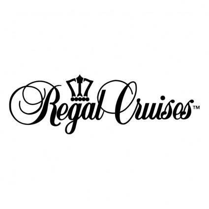 free vector Regal cruises