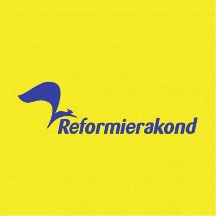 free vector Reformierakond 1