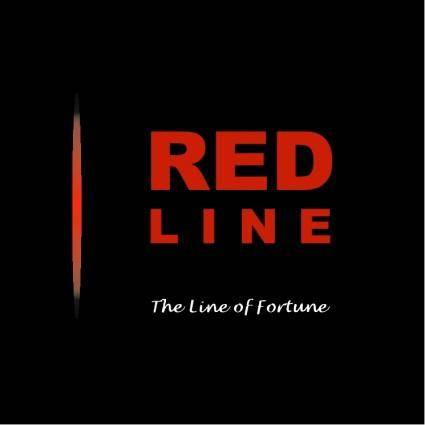 free vector Red line