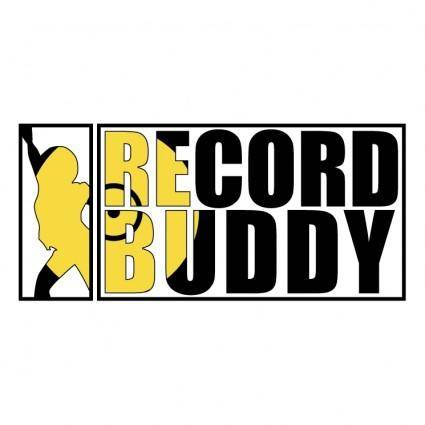 free vector Recordbuddy