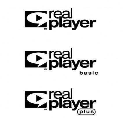 free vector Realplayer 0