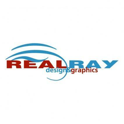 free vector Real ray studio