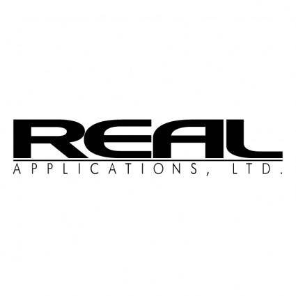 Real applications