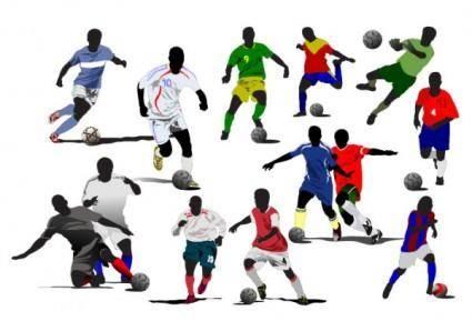 free vector Football vector