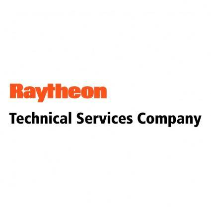 free vector Raytheon technical services company