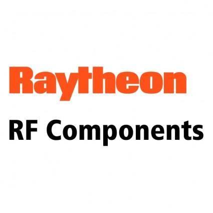 free vector Raytheon rf components