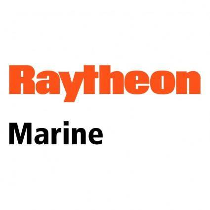 free vector Raytheon marine