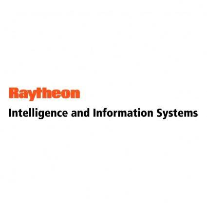 free vector Raytheon intelligence and information systems